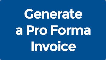 Generate a Pro Forma Invoice