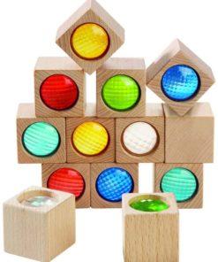 HABA Rainbow Blocks