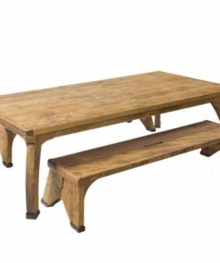 Medium Rectangular Play Table Set