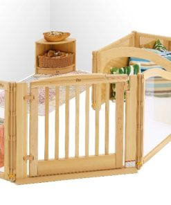 Baby Crawl Area with Gate
