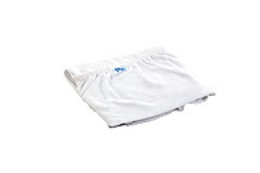 White Cot Sheet