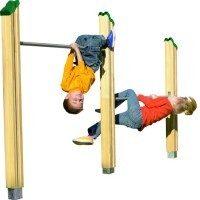 Balance, Climb, Swing & Slide