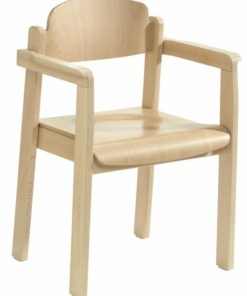 Favorit Chair with armrest