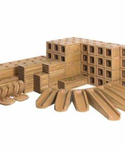 96 Piece Outlast School Complete Set