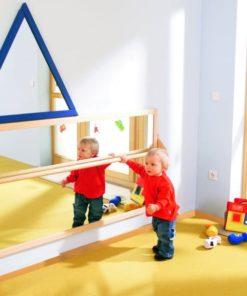 Handrail for Rectangular Mirror