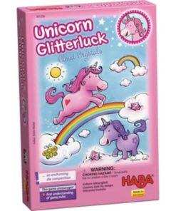 HABA Unicorn Glitterluck Cloud Crystals