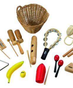 15 Instruments including Basket
