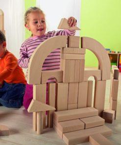 HABA Building Blocks Trolley