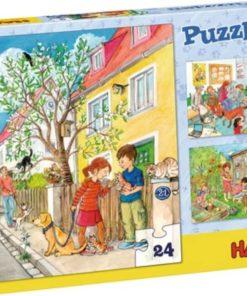 HABA Puzzle Pets