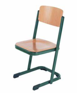 Skid Base Chair 'logo'