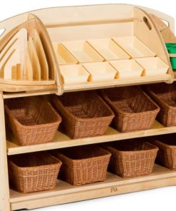 Creative Unit 4 with Totes or Baskets
