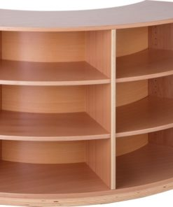 Forminant Quarter-Circle Cabinet