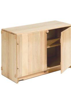 Shelf Unit with Doors