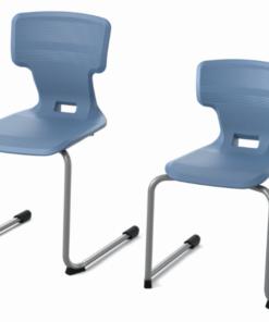 Kiboo air cushion chair - Z-shaped