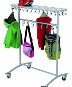 46 Hook Wardrobe Cart
