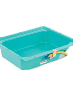 Replacement small turquoise pan with lid