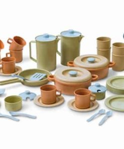 Bio Dinner Set XXL with 79 pieces