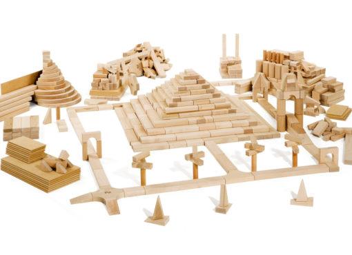 Unit Blocks (Aistear) School Set