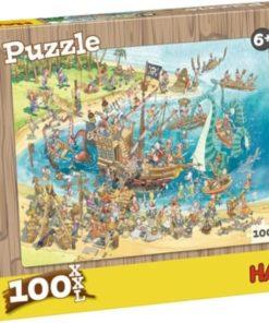 HABA Puzzle Pirates 100 pcs
