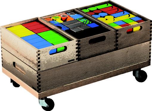 HABA Colourful Block Fun