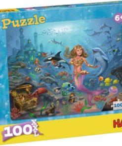 HABA Puzzle Mermaid 100 pcs