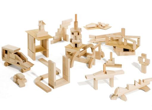Unit Blocks (Aistear)