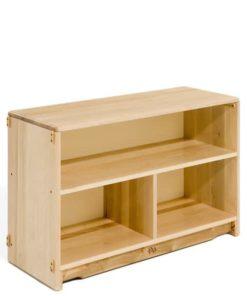Fixed Shelf Unit