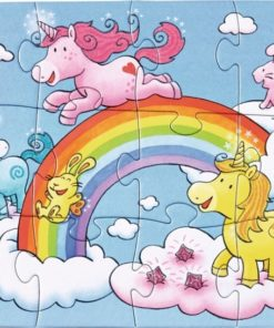 HABA Puzzle Unicorn Glitterluck