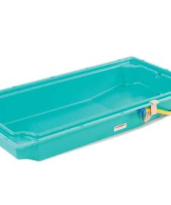 Replacement large turquoise pan with lid