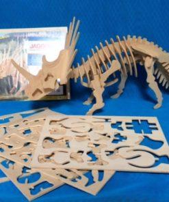 3D Jigsaw Styracosaurus