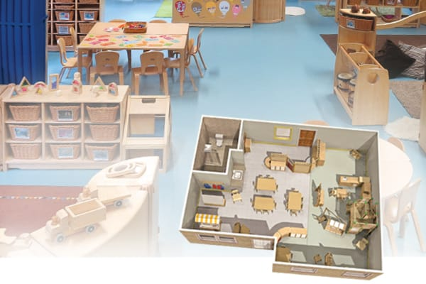 Room Layout Models for Architects and Interior Designers