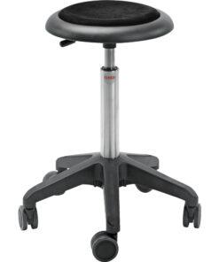 Height adjustable teacher's stool