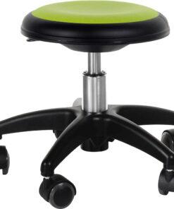 Height adjustable stool